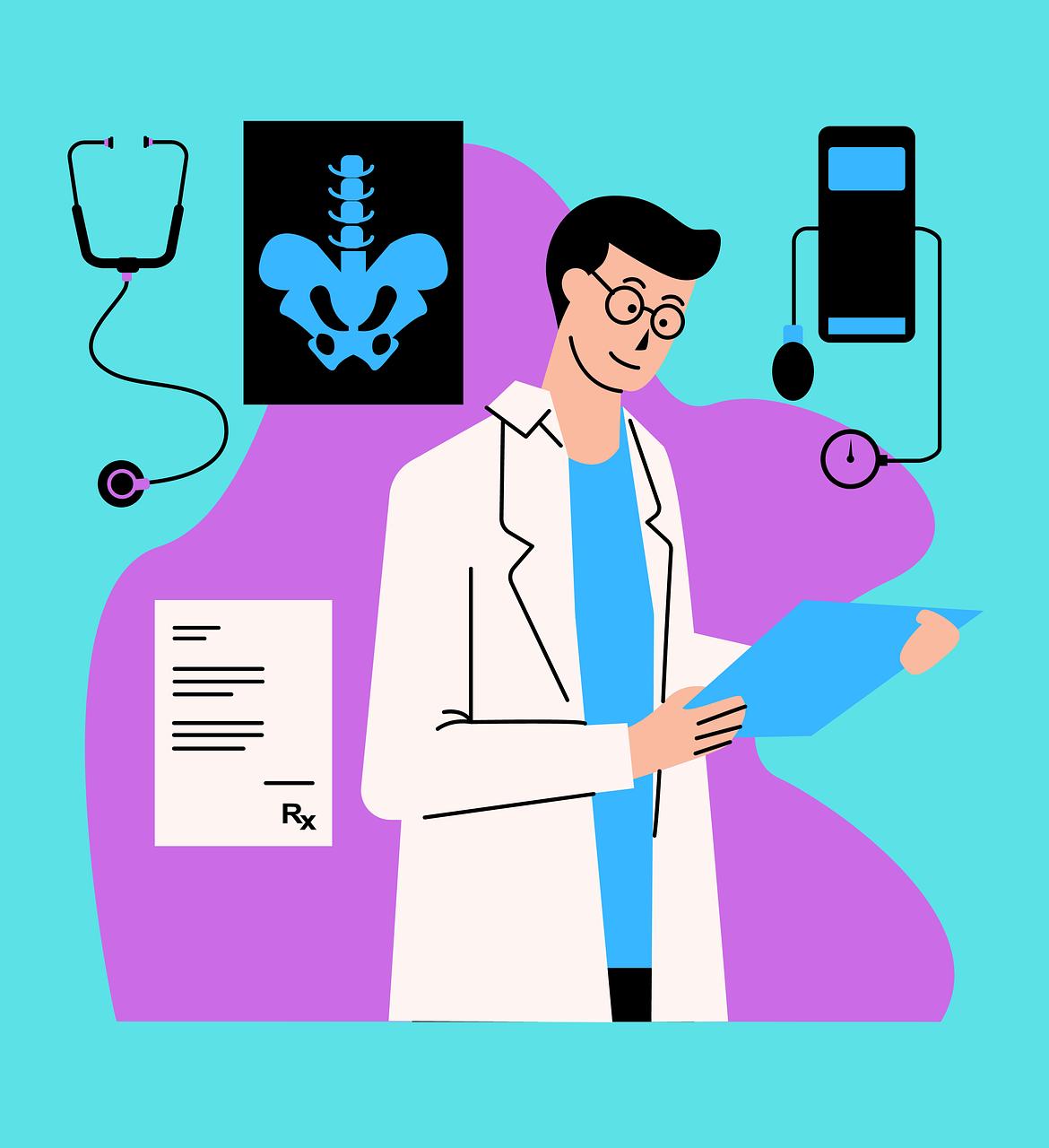 Doctor Nurse Healthcare Hospital  - 13687374 / Pixabay