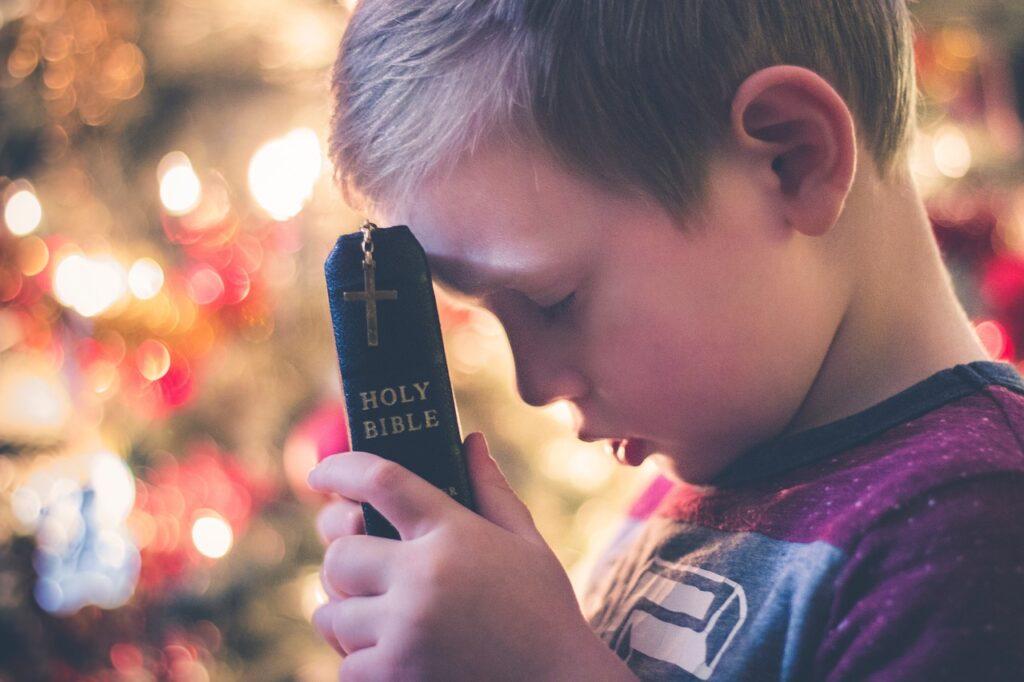 Oraciones de los niños